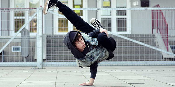 Breakdance B