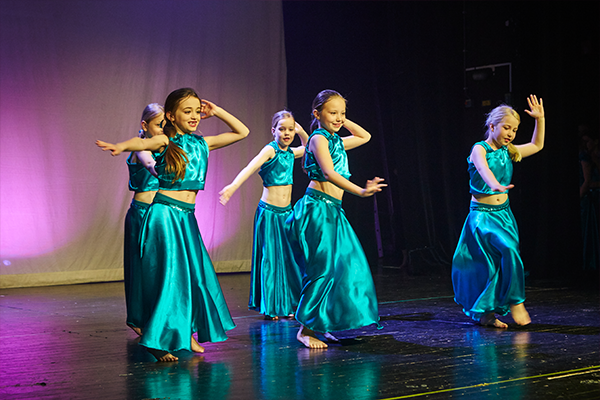 buikdans voor kinderen